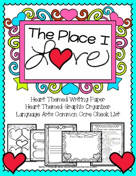 Valentine's Day Writing Activity  {4th Grade Common Core}