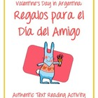 Valentine&#039;s Day in Argentina - Da del Amigo Authentic Te