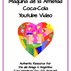 Valentine's Day in Argentina - Día del Amigo Authentic Vi