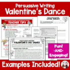 Valentine's Day writing activity: Valentine's Dance Powerpoint