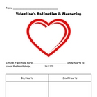 Valentine&#039;s Estimation &amp; Measuring