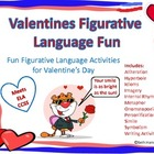 Valentine's Figurative Language Fun