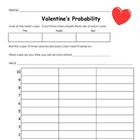 Valentine&#039;s Heart Probability
