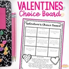 Valentine's Math Activities and Center Board