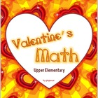 Valentine's Math Packet