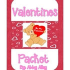 Valentines Packet