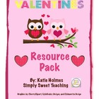 Valentine's Resources Pack