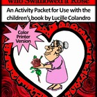 Valentine&#039;s - There was an Old Lady Who Swallowed a Rose