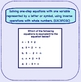 Variables Smartboard Test Prep (Inverse Operations)