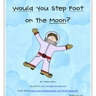 Variant vowel oo and ou  &quot;Would You Step Foot on the Moon?&quot;