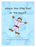"Variant vowel oo and ou  ""Would You Step Foot on the Moon?"""