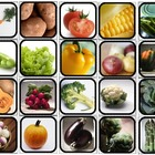 Vegetable Picture Matching/Flashcards for Autism