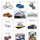 Vehicles - Categories