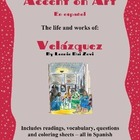 Velásquez - Accent on Art, Spanish Art Packets for the Spa