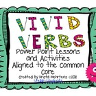 Verb Activities aligned to the Common Core Standards