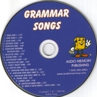 Verb Song 2 MP3 from Grammar Songs by Kathy Troxel/Audio Memory
