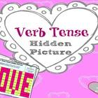 Verb Tense: Hidden LOVE Picture