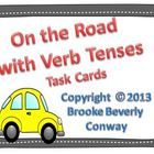Verb Tense Task Cards