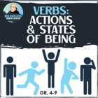 Verbs - Introduction and Practice Worksheet