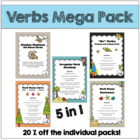 Verbs Mega Pack!