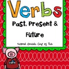 Verbs: Past, Present &amp; Future