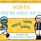 Verbs- They&#039;re What We Do