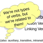 Verbs, Verbs, Verbs