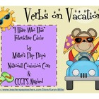 Verbs on Vacation - I Have Who Has - Interactive Verb Game