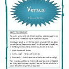 Versus: Compare/Contrast Language Arts Game
