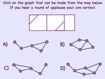 Vertex Edge Graphs Grade 2 Smartboard Math Lesson - Part 2