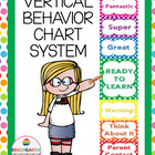 Vertical Behavior Chart System