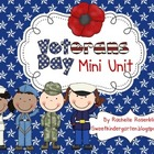 Veteran&#039;s Day - A Mini Unit