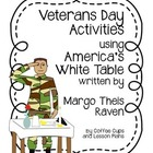 Veteran's Day Activity:  America's White Table