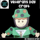 Veteran's Day Lap Book and Craftivity