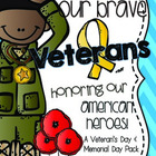 Veteran&#039;s Day &amp; Memorial Day Activities