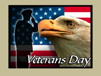 Veterans Day PowerPoint for Elementary Students
