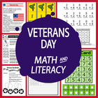 Veterans Day Unit-Common Core Standards