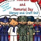 Veteran&#039;s Day/Memorial Day Literacy and Craft Unit