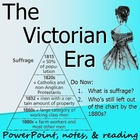 Victorian Era & Women's Suffrage