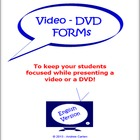 Video - DVD Forms - Keeping your Students Focus!