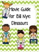 Video Worksheet for Bill Nye - Dinosaurs