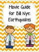 Video Worksheet for Bill Nye - Earthquakes