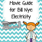 Video Worksheet for Bill Nye - Electricity