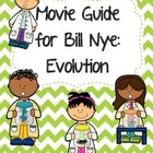 Video Worksheet for Bill Nye - Evolution