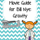 Video Worksheet for Bill Nye - Gravity