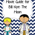 Video Worksheet for Bill Nye - The Moon