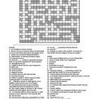 Vietnam War Crossword Puzzle