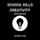 Viewing Guide TED Talks-  Ken Robinson says schools kill c