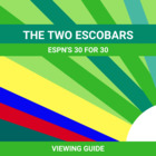"Viewing Guide for ESPN's 30 for 30 ""The Two Escobars"""