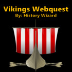 Viking Webquest and Answer Sheet (Great BBC Website)